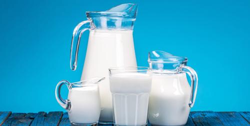 datum spotřeby mléko