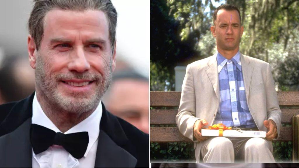 Filmové role, které slavní herci odmítli a litují. John Travolta - Forrest Gump