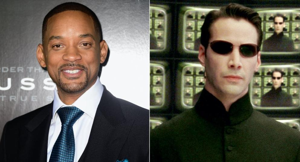 Filmové role, které slavní herci odmítli a litují. Will Smith - Matrix