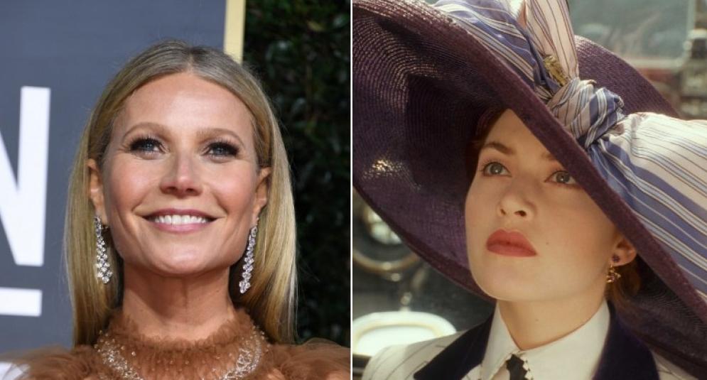 Filmové role, které slavní herci odmítli a litují. Gwyneth Paltrow - Titanic