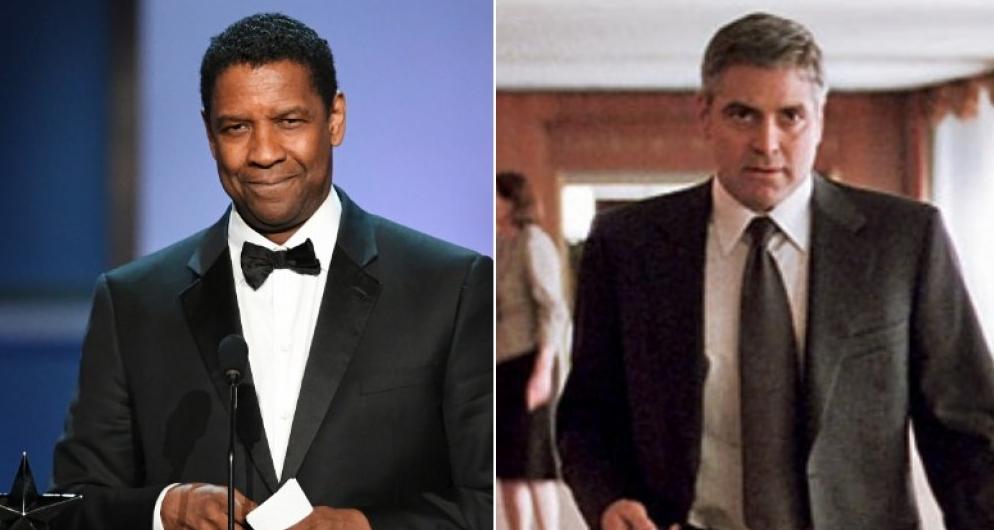Filmové role, které slavní herci odmítli a litují. Denzel Washington - Se7en