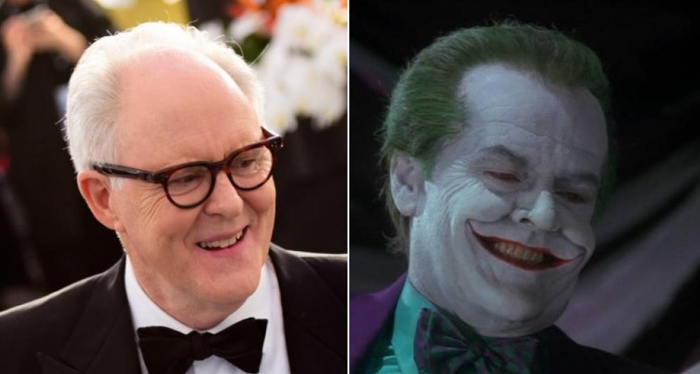 Filmové role, které slavní herci odmítli a litují. John Lithgow Batman