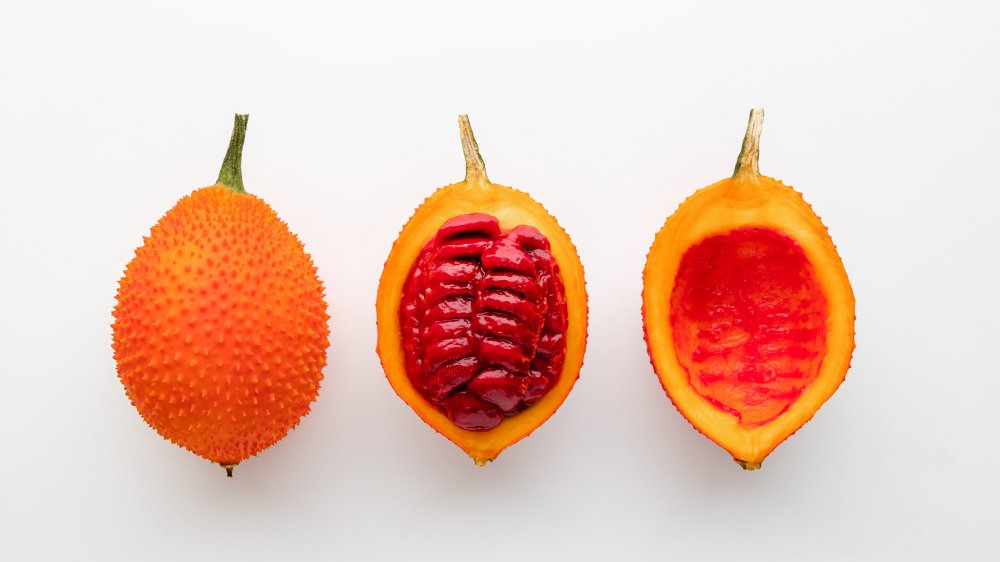 Exotické ovoce: Gac / Momordika