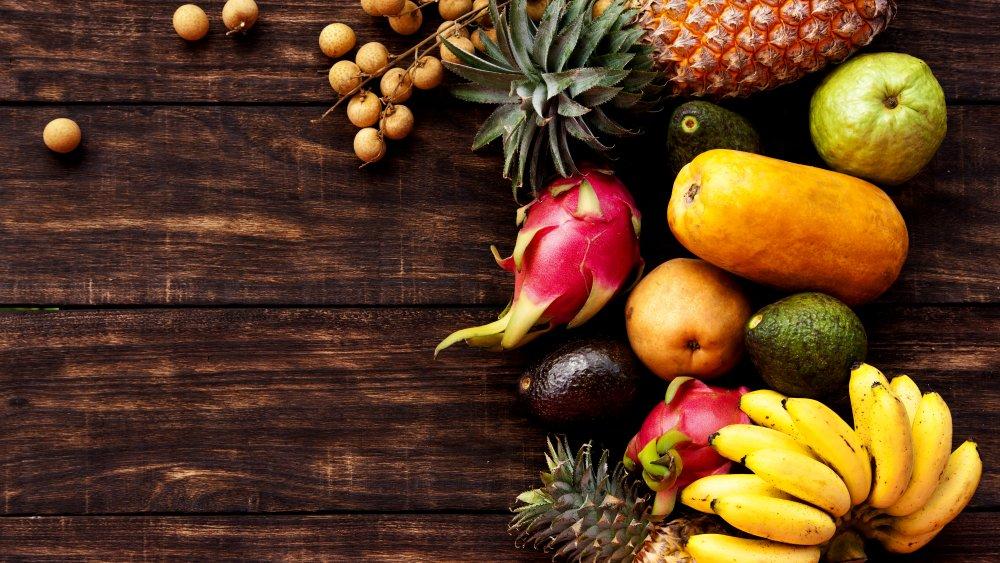 Neobvyklé tropické ovoce, které musíte vyzkoušet!