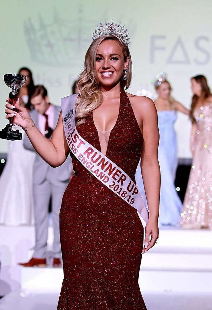 Jen Atkin Miss Anglie 2018