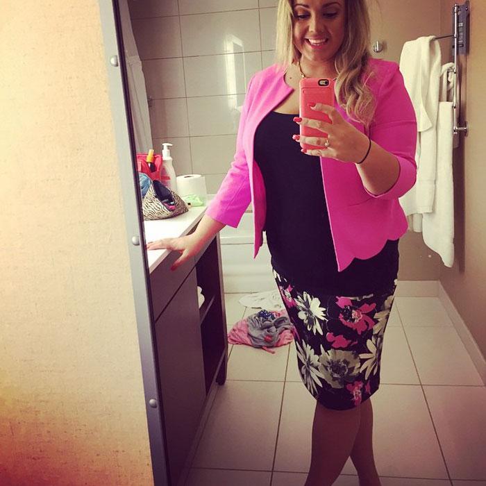Shodila více než 45 kilogramů váhy díky disciplíně a přístupu k životnímu stylu