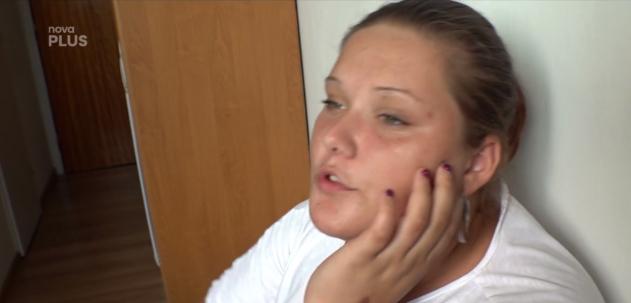 Dcera Eliška, která své rodiče do výměny přihlásila.