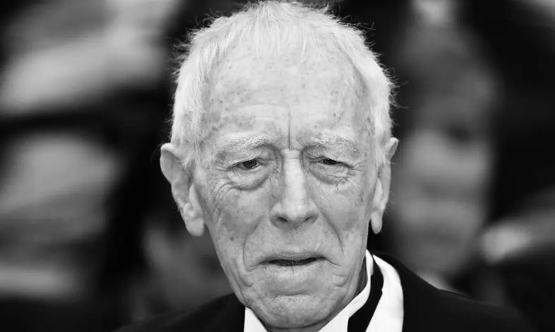 Zemřel slavný herec Max Von Sydrow ve věku 90. let!