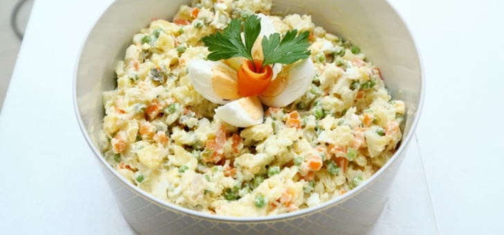 Nejlepší recept na domácí bramborový salát!
