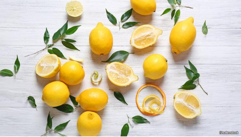 Jezte citrony! Zdravé ovoce!